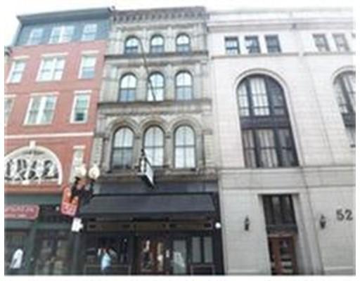 独户住宅 为 出租 在 50 Temple Place 波士顿, 马萨诸塞州 02111 美国
