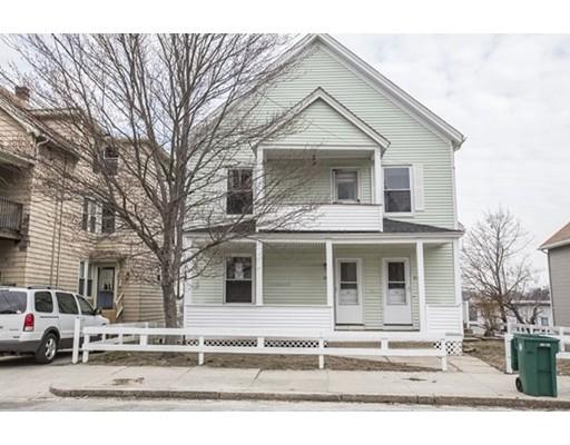 多户住宅 为 销售 在 410 Carrington Avenue Woonsocket, 罗得岛 02895 美国