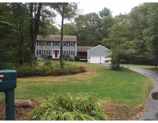 Single Family Home for Sale at 21 Panettieri Drive Lakeville, Massachusetts 02347 United States