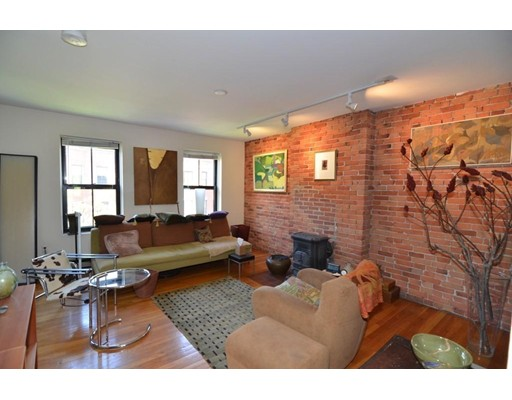 Additional photo for property listing at 123 West Concord Street  波士顿, 马萨诸塞州 02118 美国