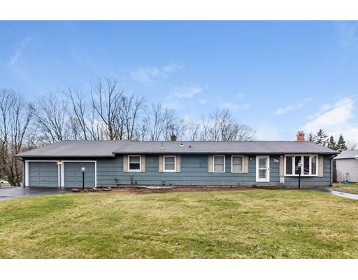 Частный односемейный дом для того Продажа на 310 3rd Ridge Road Wallingford, Коннектикут 06492 Соединенные Штаты