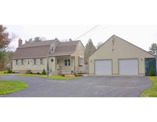 Частный односемейный дом для того Продажа на 2 Jason Drive Carver, Массачусетс 02330 Соединенные Штаты