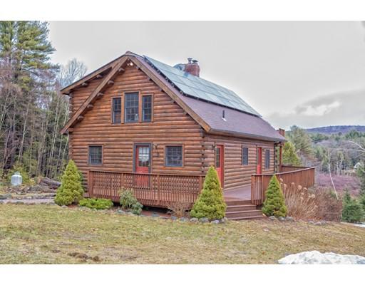 Single Family Home for Sale at 1403 Burt Hill Road 1403 Burt Hill Road Tolland, Massachusetts 01034 United States