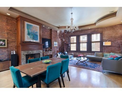 Single Family Home for Sale at 84 Joy Street 84 Joy Street Boston, Massachusetts 02114 United States