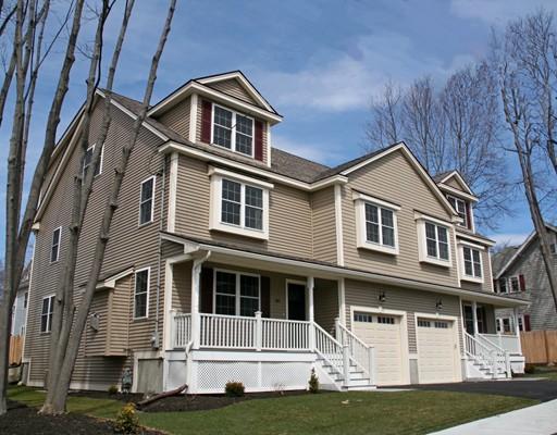 独户住宅 为 销售 在 27 Pearl Street 韦克菲尔德, 马萨诸塞州 01880 美国
