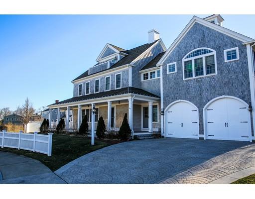 Частный односемейный дом для того Продажа на 44 WHITES FERRY LANDING Marshfield, Массачусетс 02050 Соединенные Штаты