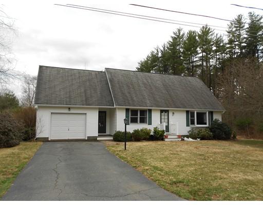 Single Family Home for Sale at 36 Groveland Street Easthampton, Massachusetts 01027 United States