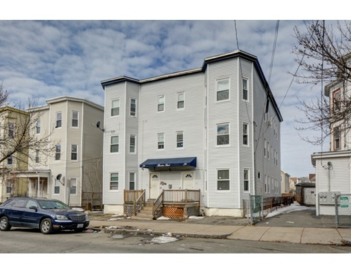 Multi-Family Home for Sale at 72 Thornton Street Revere, Massachusetts 02151 United States
