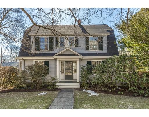 獨棟家庭住宅 為 出售 在 194 Pleasant Street Arlington, 麻塞諸塞州 02476 美國