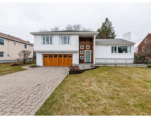 独户住宅 为 销售 在 102 Main Street 沃尔瑟姆, 马萨诸塞州 02453 美国