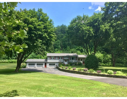 Single Family Home for Sale at 127 Greenfield Road Montague, Massachusetts 01351 United States