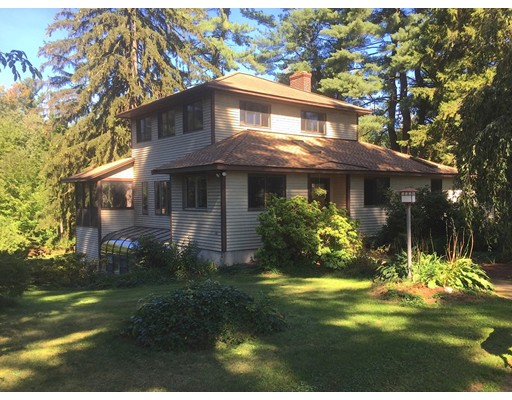 95 Oak Hill Road, Harvard, MA 01451