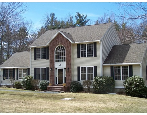 Maison unifamiliale pour l Vente à 45 Eagle Road Winchendon, Massachusetts 01475 États-Unis