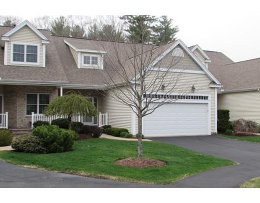 共管式独立产权公寓 为 销售 在 17 Raymond Court 乔治敦, 马萨诸塞州 01833 美国