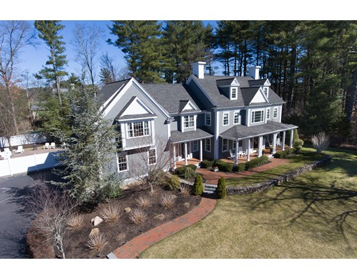 Single Family Home for Sale at 29 Stone Meadow Lane Hanover, Massachusetts 02339 United States