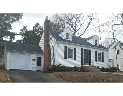 Single Family Home for Sale at 157 Neponset Street Norwood, Massachusetts 02062 United States