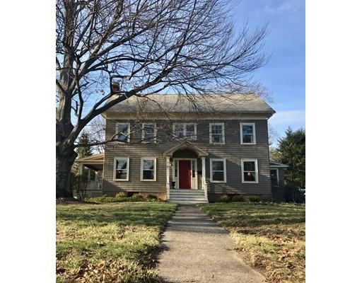 独户住宅 为 销售 在 27 Silver Street South Hadley, 马萨诸塞州 01075 美国
