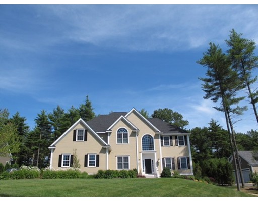 Single Family Home for Sale at 31 Sylvan Drive Stow, Massachusetts 01775 United States