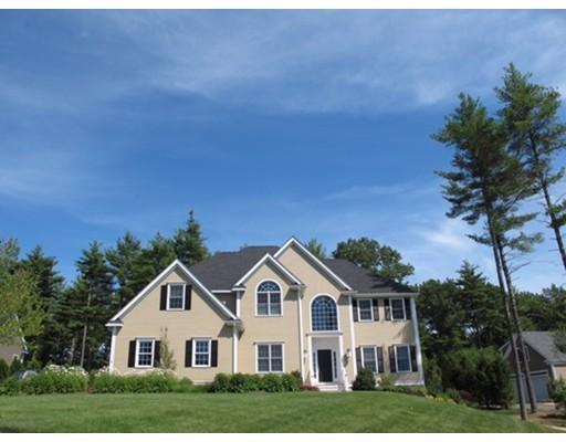 Maison unifamiliale pour l Vente à 31 Sylvan Drive Stow, Massachusetts 01775 États-Unis