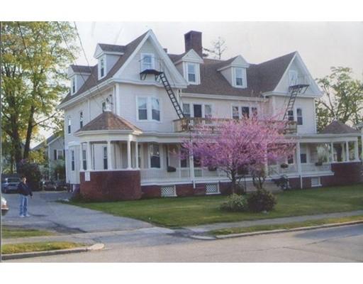Многосемейный дом для того Продажа на 27 Allen Avenue Pawtucket, Род-Айленд 02860 Соединенные Штаты