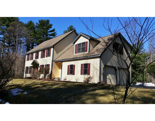 Single Family Home for Sale at 185 Tamarack Lane Boxborough, Massachusetts 01719 United States