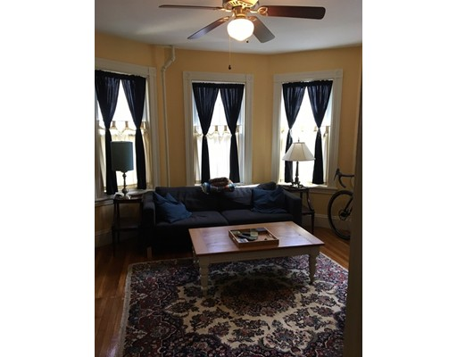 Single Family Home for Rent at 21 Line Street Cambridge, Massachusetts 02138 United States