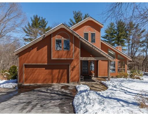 Частный односемейный дом для того Продажа на 14 Skunk Road Merrimac, Массачусетс 01860 Соединенные Штаты