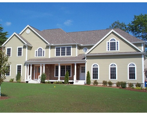 واحد منزل الأسرة للـ Sale في 3 Tanglewood Estates 3 Tanglewood Estates Easton, Massachusetts 02356 United States
