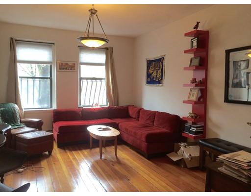 公寓 为 出租 在 118 Union Park Street 118 Union Park Street 波士顿, 马萨诸塞州 02118 美国