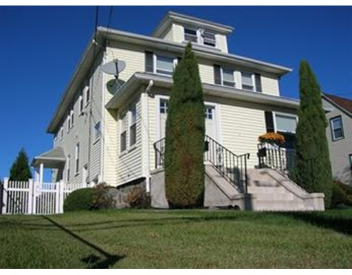 Single Family Home for Rent at 194 Quincy Avenue Quincy, Massachusetts 02169 United States
