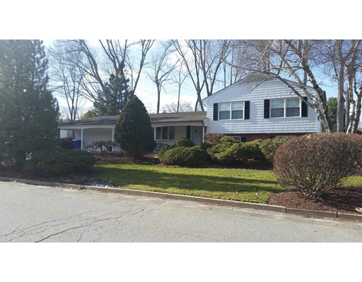 Single Family Home for Sale at 14 Pinewood Drive North Providence, Rhode Island 02904 United States