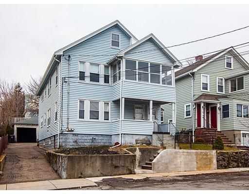 Casa Multifamiliar por un Venta en 78 Edenfield Avenue Watertown, Massachusetts 02472 Estados Unidos