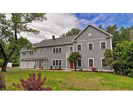 Single Family Home for Sale at 186 Boden Lane Natick, Massachusetts 01760 United States