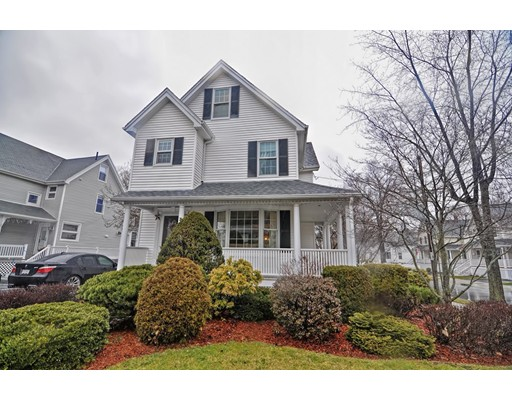 Single Family Home for Sale at 75 Baxter Street Melrose, Massachusetts 02176 United States