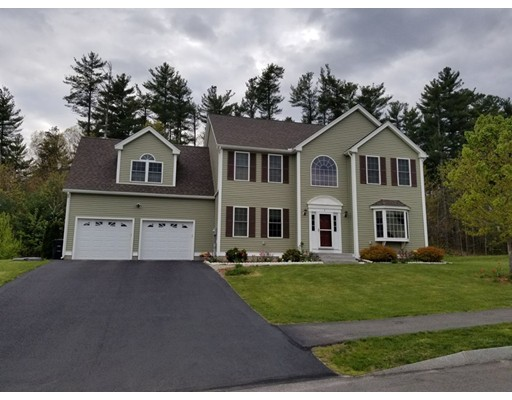 Single Family Home for Sale at 6 Montclair Drive Nashua, New Hampshire 03063 United States