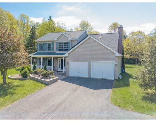 Single Family Home for Sale at 39 Straits Road Hatfield, Massachusetts 01038 United States