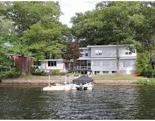 独户住宅 为 销售 在 55 Colonial Road Webster, 马萨诸塞州 01570 美国