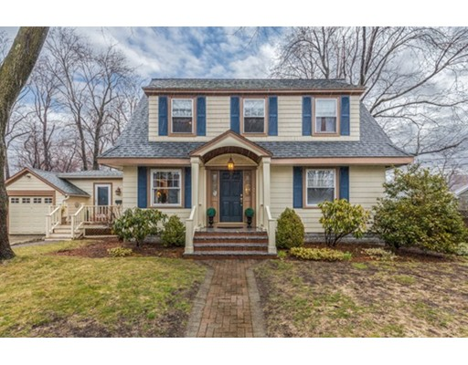 Single Family Home for Sale at 3 Stone Avenue Stoneham, Massachusetts 02180 United States