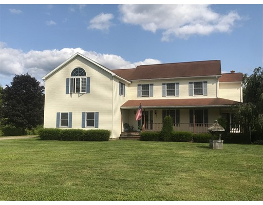 Single Family Home for Sale at 520 Main Street Hatfield, Massachusetts 01038 United States