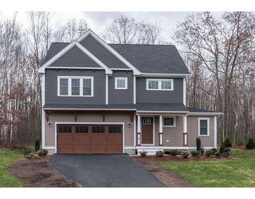 واحد منزل الأسرة للـ Sale في 66 Emerson Way 66 Emerson Way Northampton, Massachusetts 01060 United States