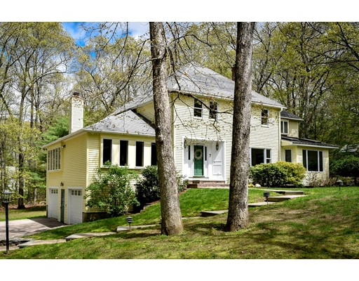 Single Family Home for Sale at 7 Indian Ridge Way Natick, Massachusetts 01760 United States
