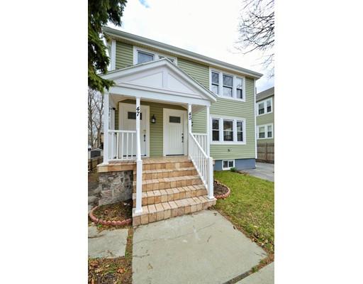 多户住宅 为 销售 在 45 Blanchard Road 坎布里奇, 马萨诸塞州 02138 美国