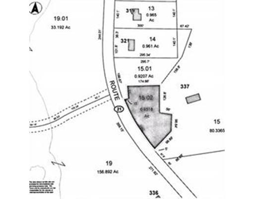 Lot 2 Chauncey Walker St, Belchertown, MA 01007