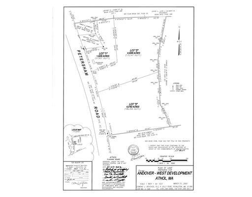Lot 2 Petersham Road, Athol, MA 01331
