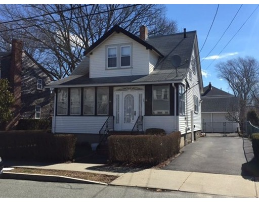 161  W Elm Ave,  Quincy, MA