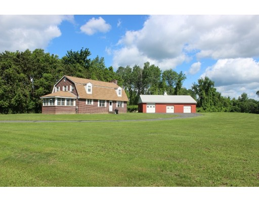 Single Family Home for Sale at 34 Plain Road East Deerfield, Massachusetts 01373 United States