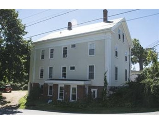 Multi-Family Home for Sale at 62 School Street North Brookfield, Massachusetts 01535 United States