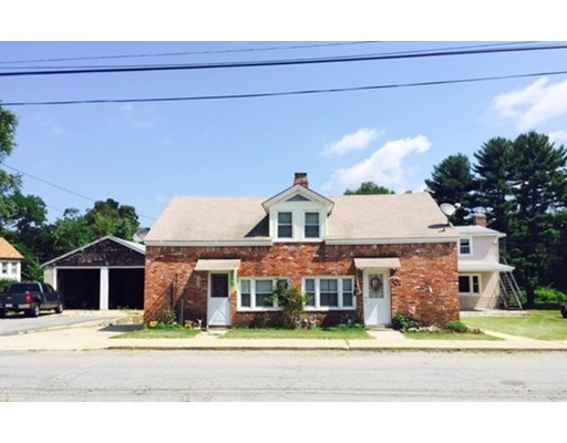 Multi-Family Home for Sale at 20 Farnum Street Blackstone, Massachusetts 01504 United States