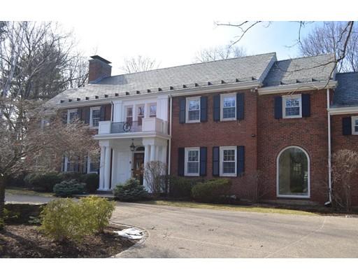 Single Family Home for Rent at 142 Neshobe Road Newton, Massachusetts 02468 United States