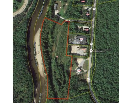 Land for Sale at 21 Pemi River Heights Road Holderness, New Hampshire 03245 United States